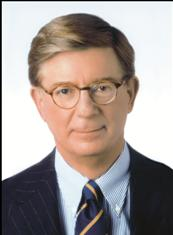 Headshot of George F. Will
